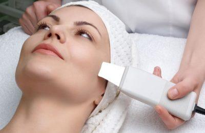 Limpieza Facial con el Peeling Ultrasónico
