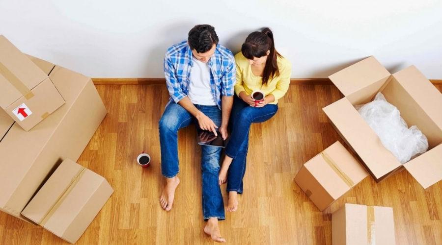 Las empresas de mudanzas incluyen seguro para cubrir pérdidas y daños de los bienes