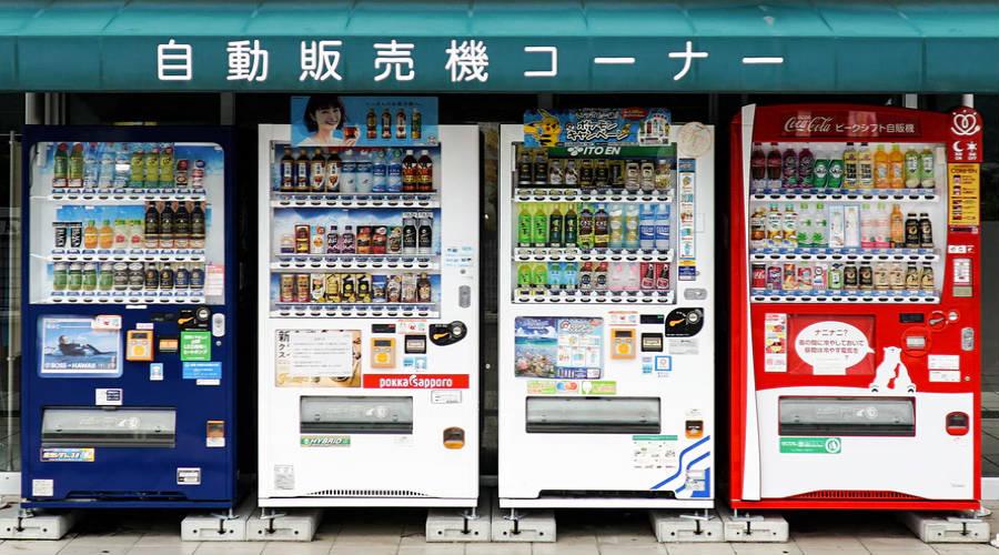 Las máquinas de vending ahora también se vuelven inteligentes