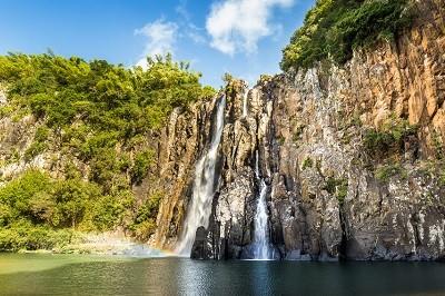 Cascade Niagara en Isla Reunion