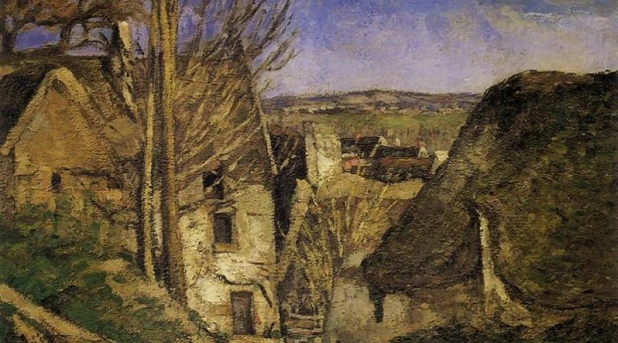 La casa del ahorcado en Auvers-sur-Oise