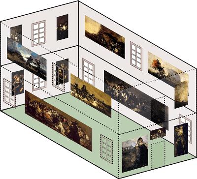 Las pinturas negras son un reflejo del estado de Goya