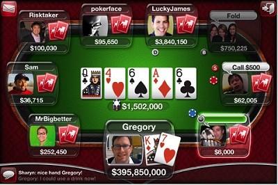 Plataformas para jugar al poker online