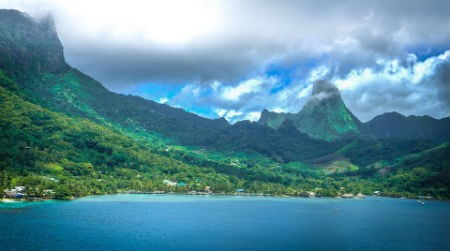 Polinesia Francesa moorea