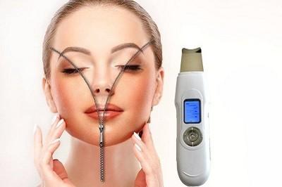 Tratamiento con Peeling ultrasonico