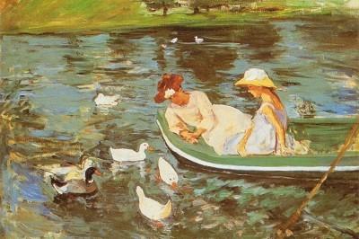 Verano deMary Cassatt