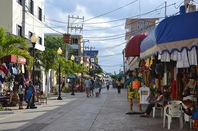 Centro de Cozumel