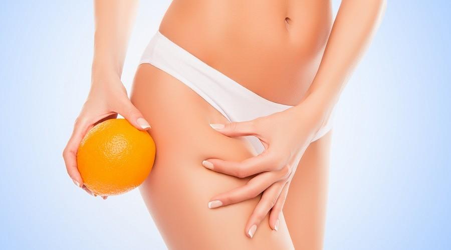 Eliminar la celulitis o piel de naranja