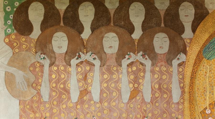 Gustav Klimt maestro del modernismo