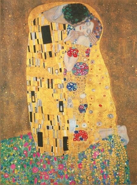 el beso Klimt