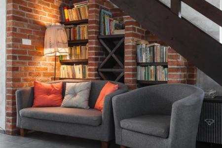 Muebles rústicos marcan tendencia