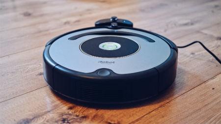 Los robots para limpieza ayudan a mantener el hogar impecable