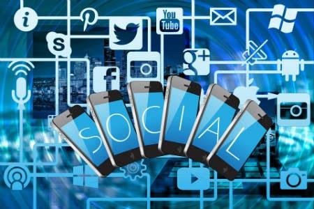Usuarios activos en las redes sociales