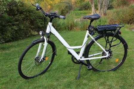 Ventajas de utilizar una bicicleta eléctrica