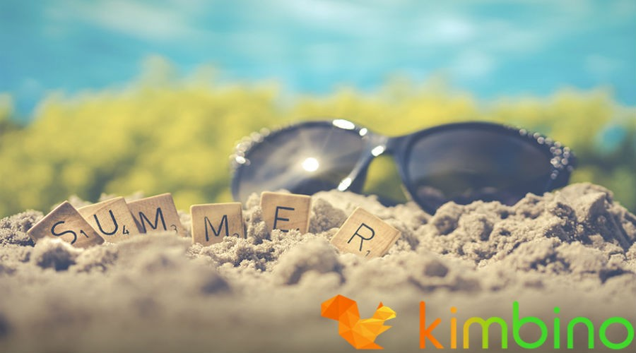 Mantenerse saludable a lo largo del verano