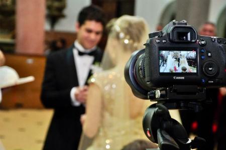 Servicio de vídeo para tu boda