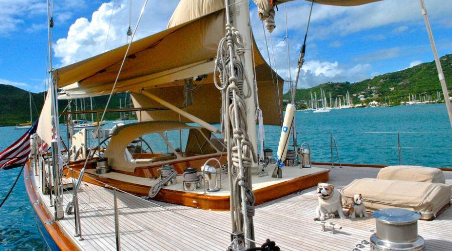 5 destinos que visitar en barco