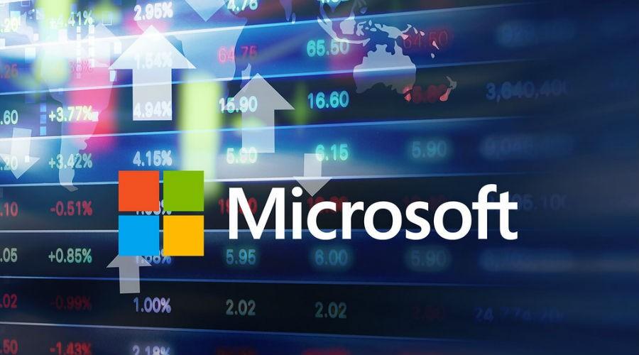 Acciones de Microsoft Corp