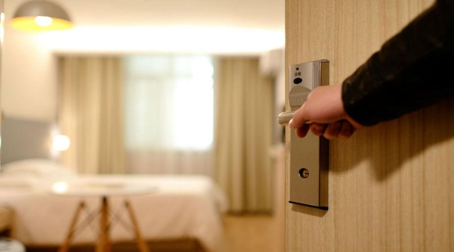 Primera impresión al acceder al hotel