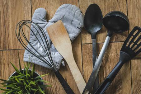 Artículos de cocina importantes