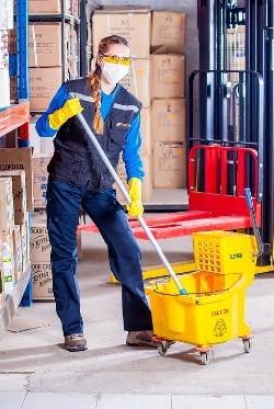 Pautas generales de limpieza y desinfección