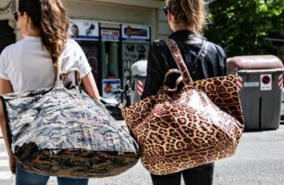 Llegan los bolsos XXL donde cabe todo