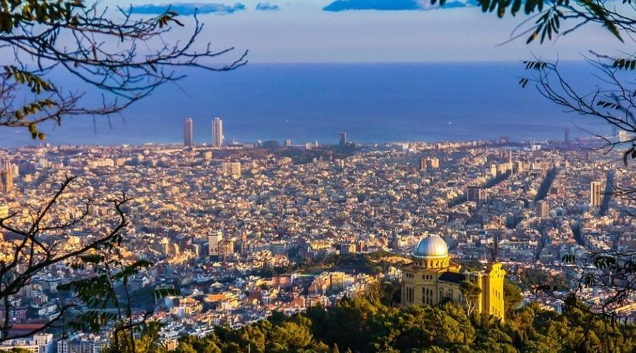 Fin de semana romántico en Barcelona