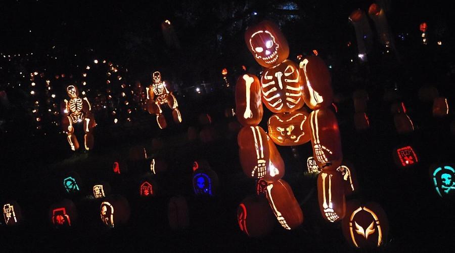 Día de los Muertos Halloween Mexicano