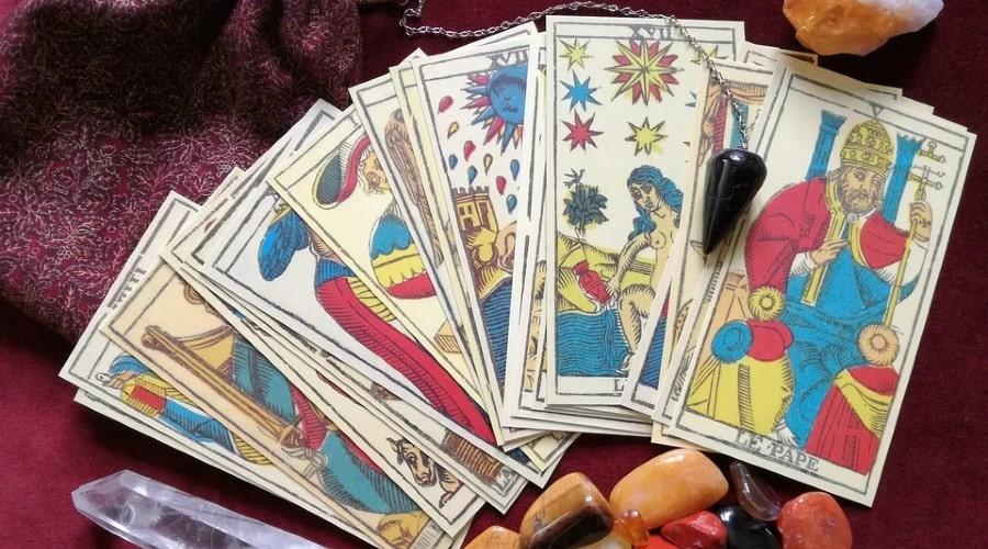 Virtudes adivinatorias del tarot