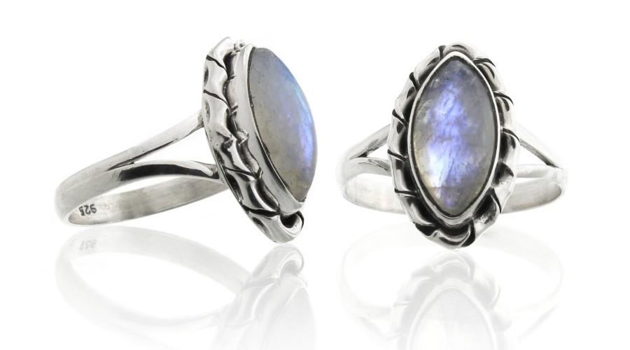 Tendencias en anillos de plata