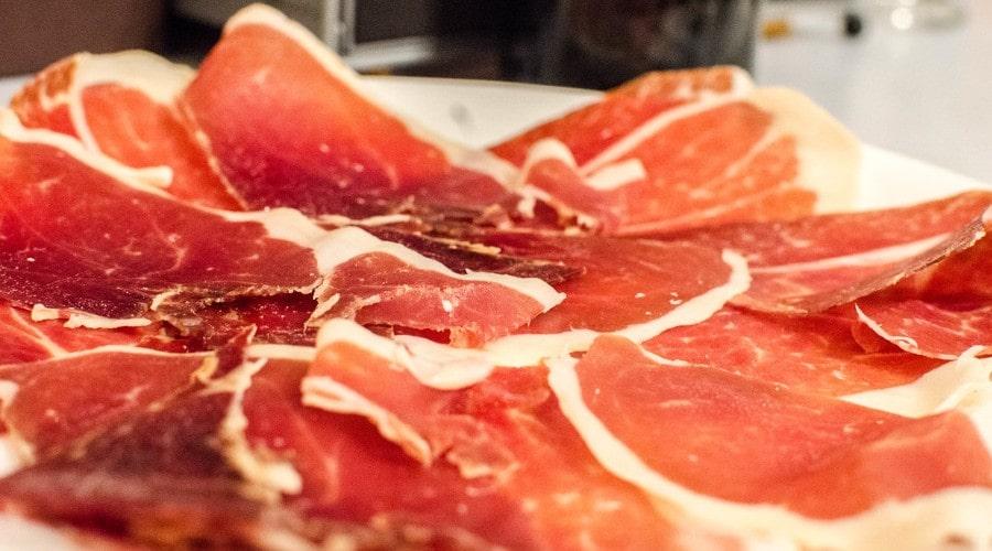 Beneficios del jamon ibérico